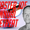 Master Joe Annual Retreat – 2015
